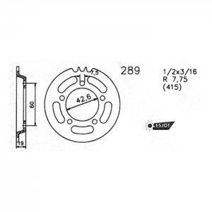 ΓΡΑΝΑΖΙ HERCULES GT/50 20-0289-50
