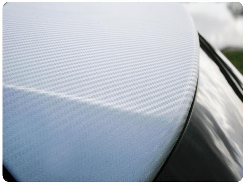 Carbon Λευκό 300x152cm Bubble Free 570