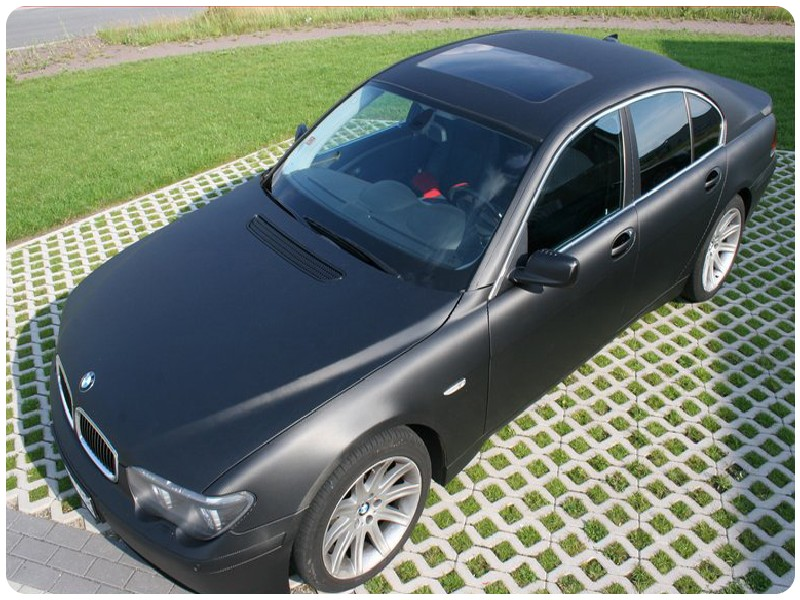 Carbon ΜΑΥΡΟ 200x152cm Bubble Free 580