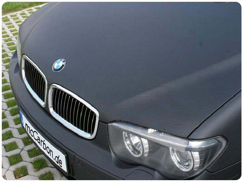 Carbon ΜΑΥΡΟ 20x152cm Bubble Free 580