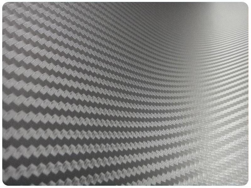 Carbon ΑΣΗΜΙ 50x152cm Bubble Free 591
