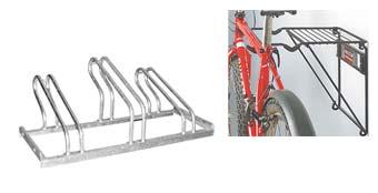 Σταντ Ποδηλάτου / Εκθετήριο / Βάσεις