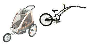 Ρυμουλκούμενα και Τρέιλερ Ποδηλάτου
