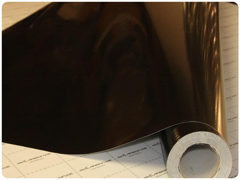 Μεμβράνη Αυτοκόλλητο ΜΑΥΡΟ Γυαλιστερό 3000x152cm Bubble Free 629