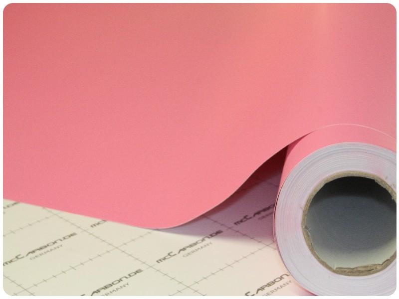Μεμβράνη Αυτοκόλλητο Ροζ Ματ 3000x152cm Bubble Free 630