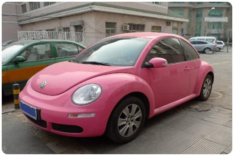 Μεμβράνη Αυτοκόλλητο Ροζ Γυαλιστερό 20x152cm Bubble Free 636