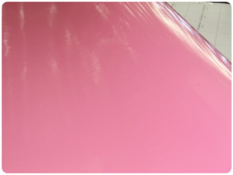 Μεμβράνη Αυτοκόλλητο Ροζ Γυαλιστερό 1000x152cm Bubble Free 636