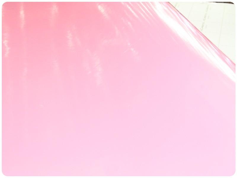 Μεμβράνη Αυτοκόλλητο Ροζ Γυαλιστερό 3000x152cm Bubble Free 636