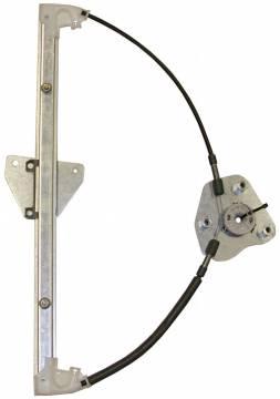 Μηχανισμός ηλεκτρικών παραθύρων χωρις μοτερ MAZDA 6 2002>08 4π συν