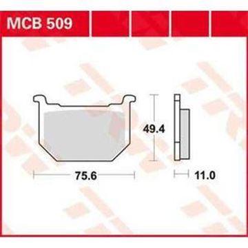 ΤΑΚΑΚΙΑ MCB509 TRW LUCAS ΓΕΡΜΑΝΙΑΣ F51