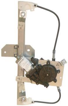 Μηχανισμός ηλεκτρικών παραθύρων με μοτερ SANDERO 5/08>/DUSTER 10> 4π π.αρ