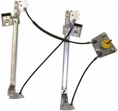 Μηχανισμός ηλεκτρικών παραθύρων χωρις μοτερ IBIZA 6J 4π συν 6/2008>