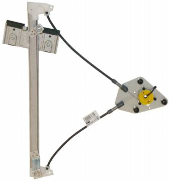 Μηχανισμός ηλεκτρικών παραθύρων χωρις μοτερ IBIZA 6J 4π π.δεξ 6/2008>