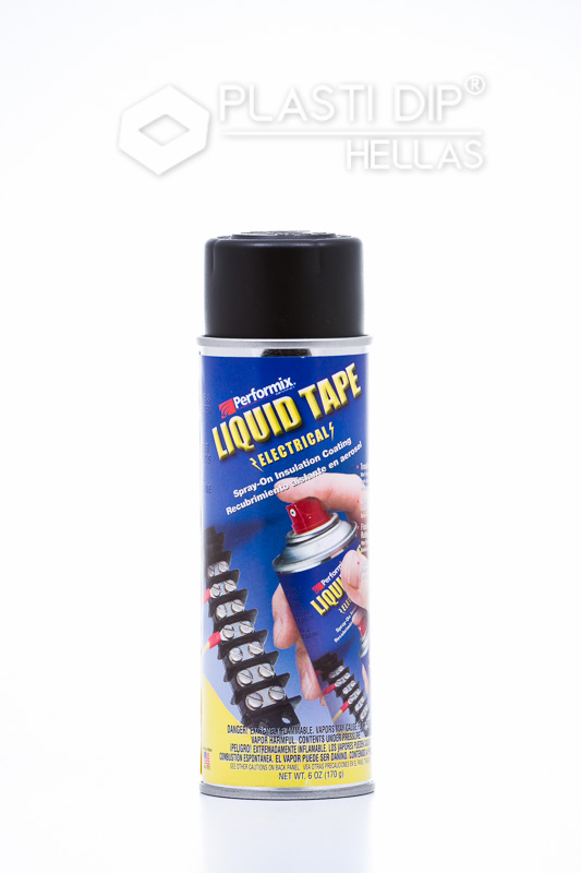 Liquid Tape Spray Black