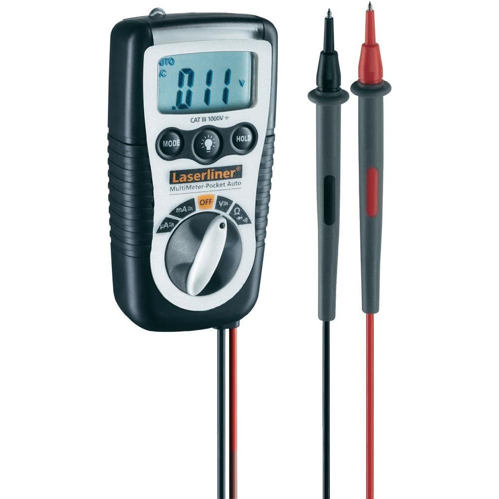 Πολύμετρο MultiMeter-Pocket Laserliner