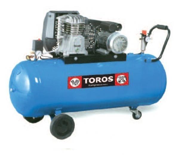 Αεροσυμπιεστής Toros 3HP / 270L 602003