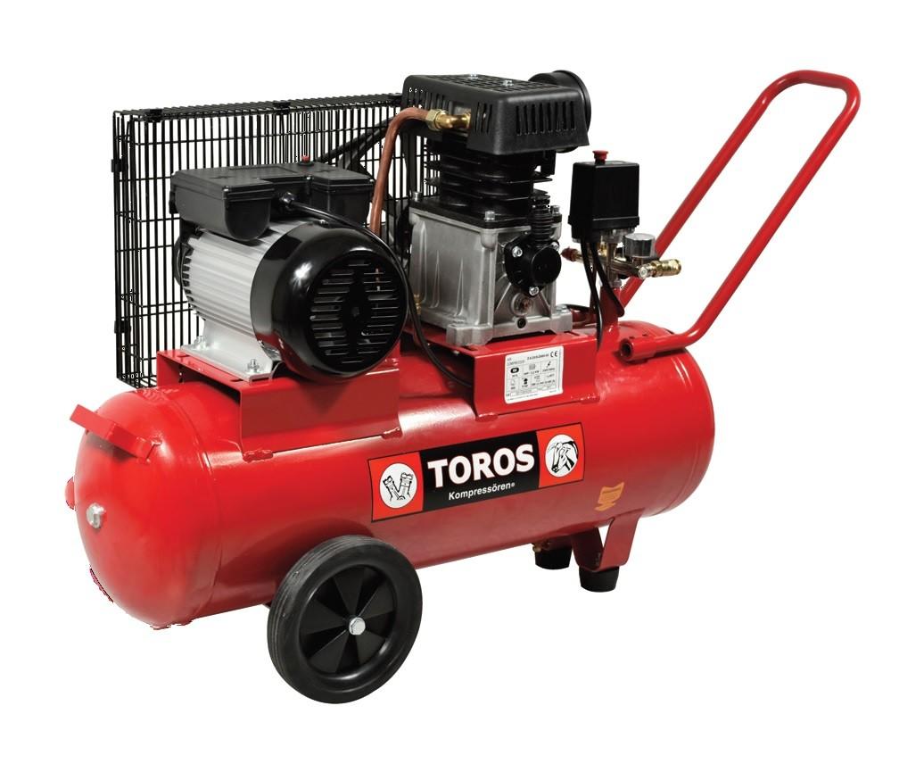 Αεροσυμπιεστής Toros 3HP / 50L 40147