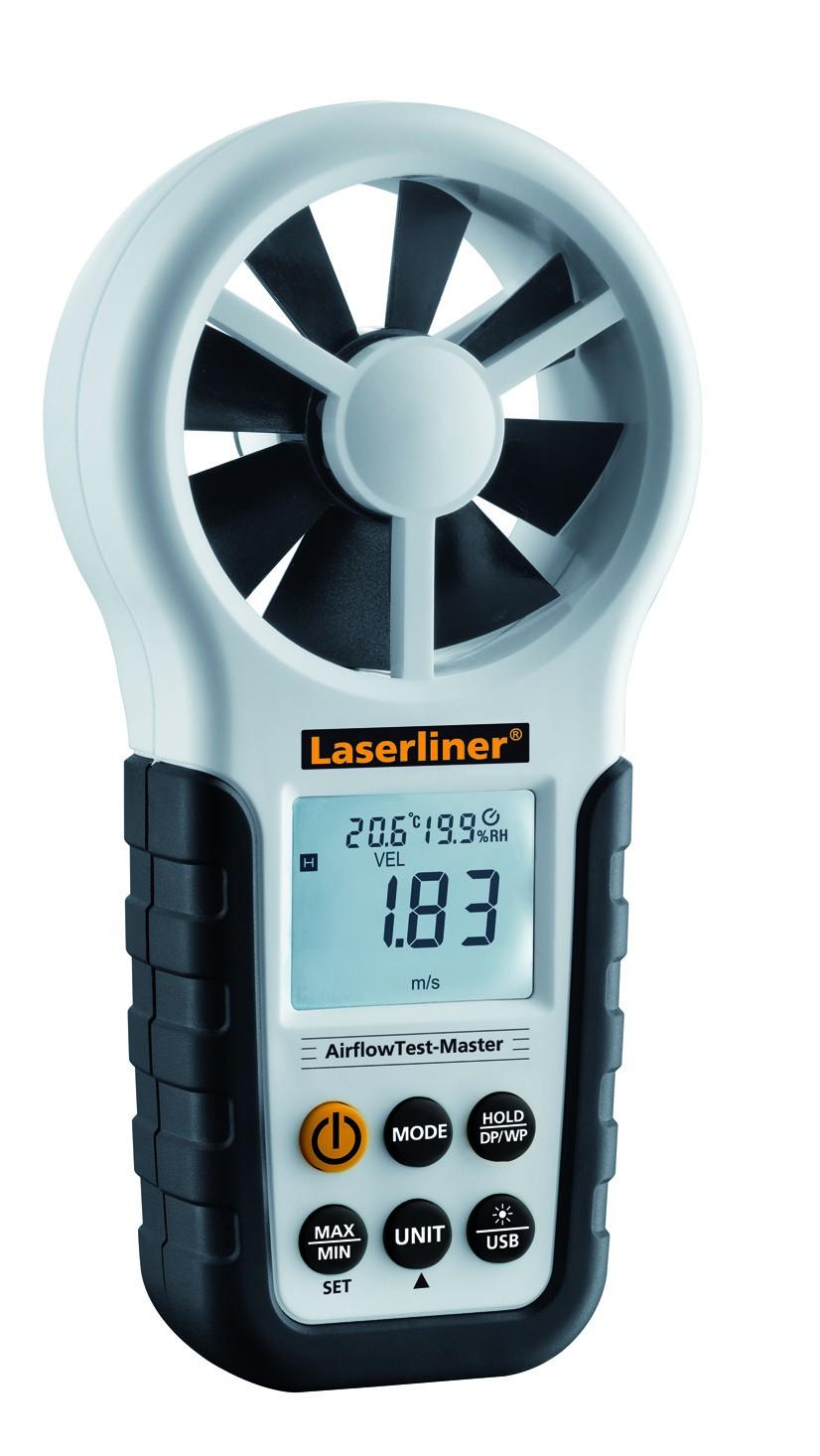 Ψηφιακό Ανεμόμετρο AirFlow Test Master Laseriliner