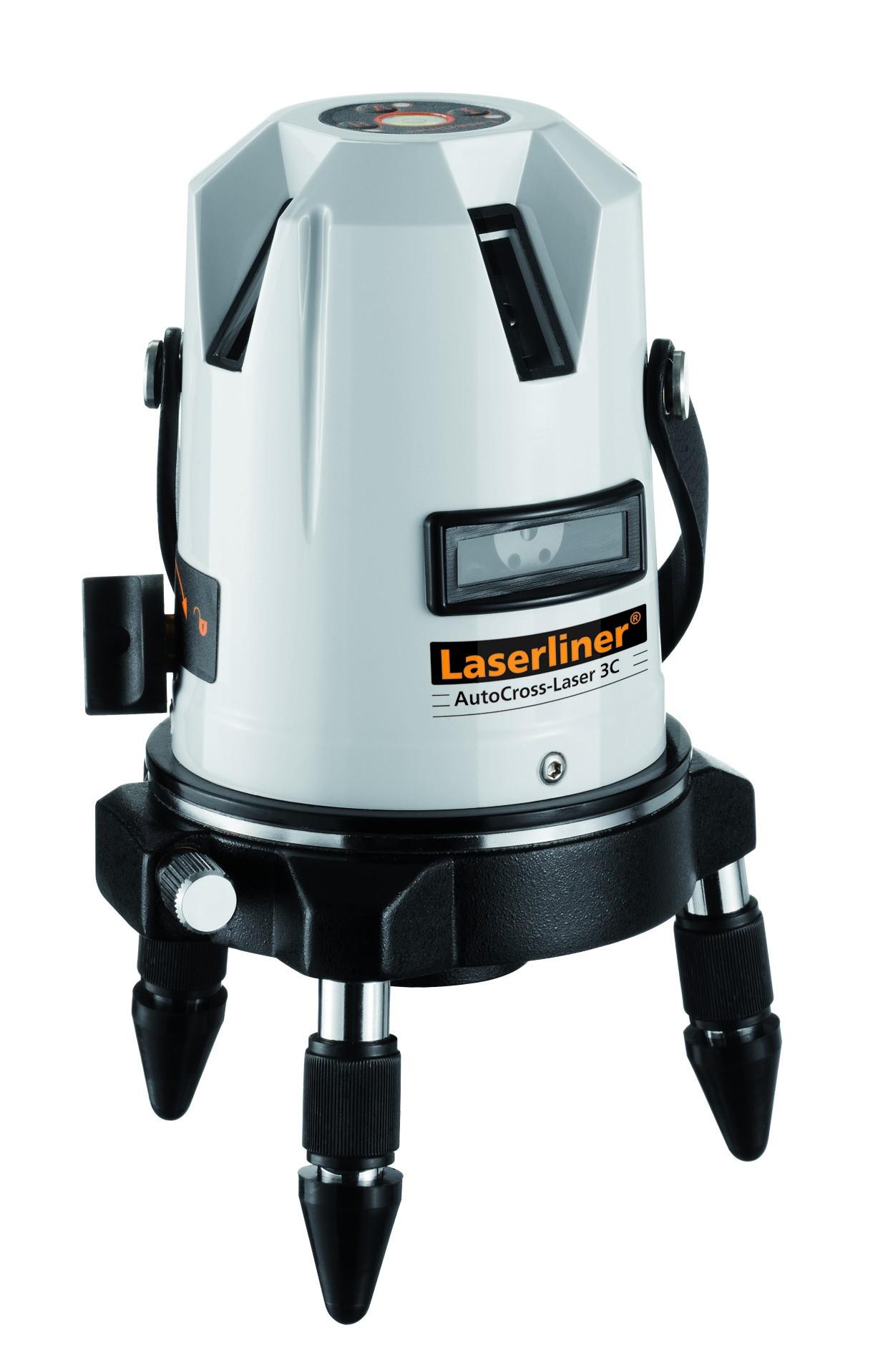 Αλφάδι Laser AutoCross Laser 3C Laserliner