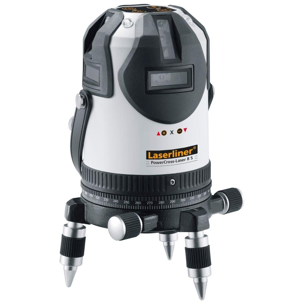 Αλφάδι Laser PowerCross Laser 8 S Laserliner