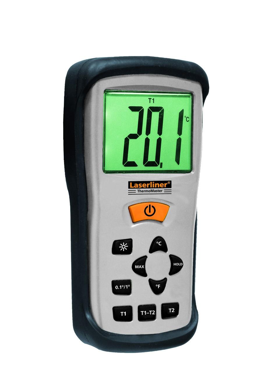 Θερμόμετρο Ψηφιακό ThermoMaster Laserliner