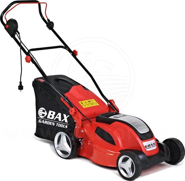 Μηχανή Γκαζόν Ηλεκροκίνητη BAX με Μεταλλικό Σασί B-1600 1600W