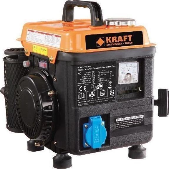 Ηλεκτρογεννήτρια βενζίνης Kraft YK 1200i
