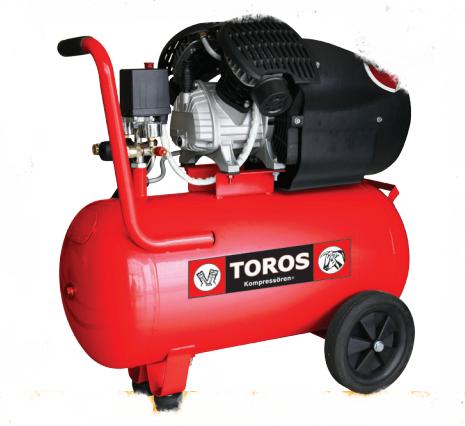 Αεροσυμπιεστής Toros 3HP / 50L 40146