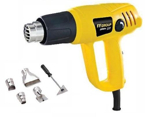 Πιστόλι Θερμού Αέρα FFGroup HG 2000 EASY