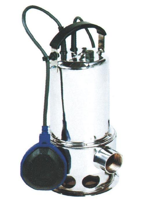 Υποβρύχια Αντλία Ακάθαρτων Υδάτων KRAFT SPD 550X