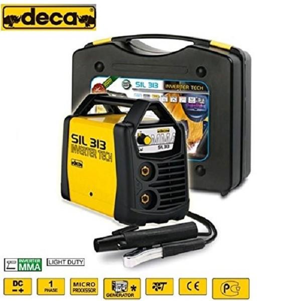 Ηλεκτροκόλληση Deca Ηλεκτροδίου Inverter Sil 313