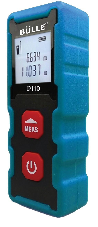 Αποστασιόμετρο Laser Bulle D110