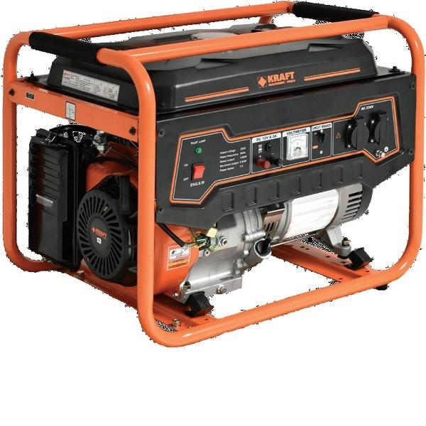 Ηλεκτρογεννήτρια βενζίνης Kraft LT6500E 389cc 63732