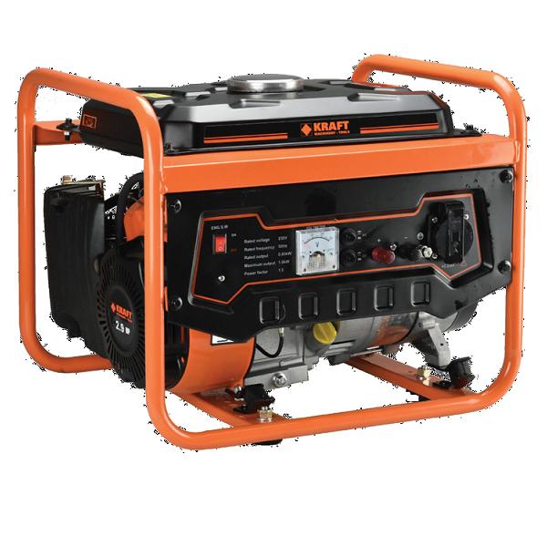 Ηλεκτρογεννήτρια βενζίνης Kraft LT3600 93,5cc 63734