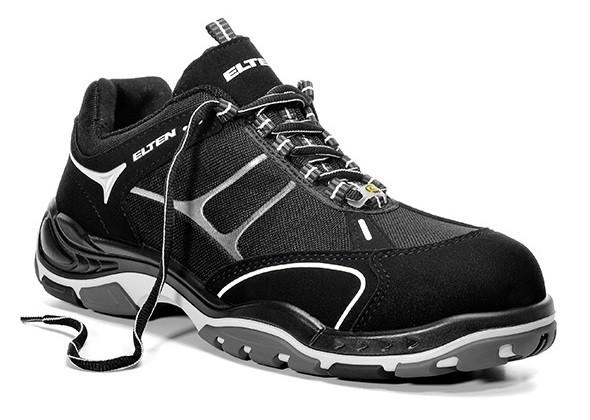 Παπούτσι Ασφαλείας S2 Elten Motion Μαύρο