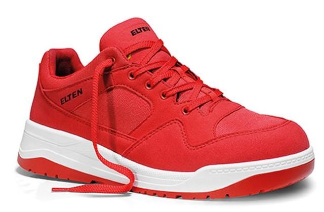 Παπούτσι Ασφαλείας S3 Elten Maverick Κόκκινο