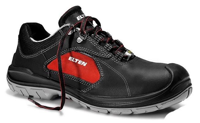 Παπούτσι Ασφαλείας S3 Elten Malte Μαύρο
