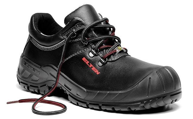 Παπούτσι Ασφαλείας S3 Elten Laurenzo Μαύρο