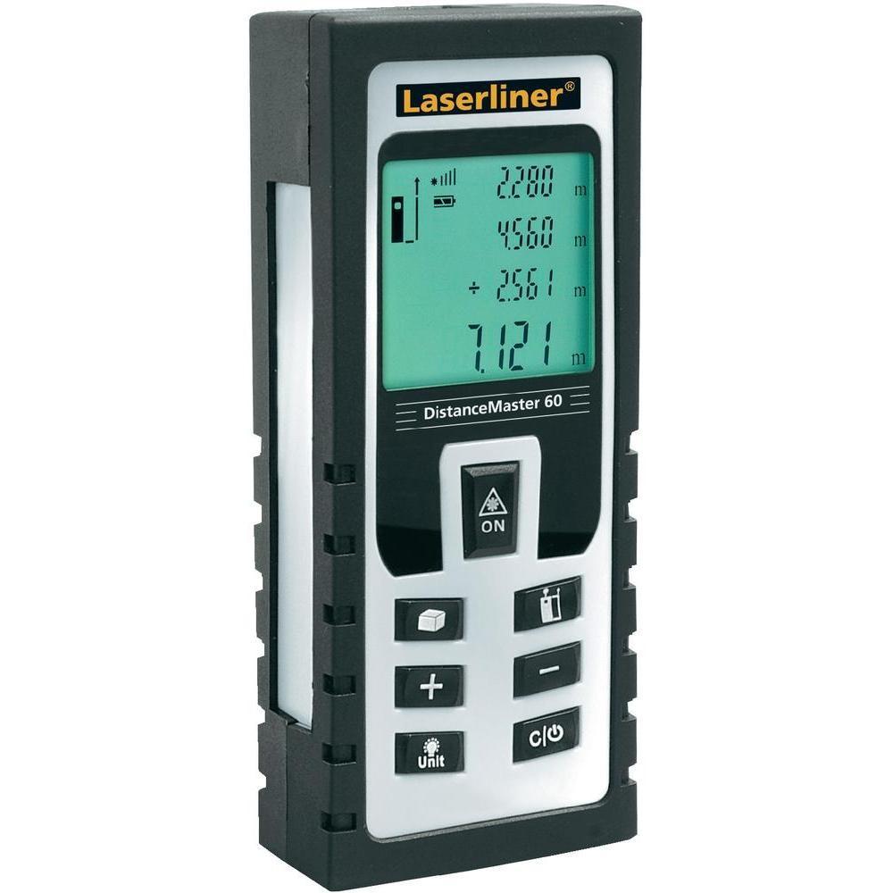 Αποστασιόμετρο Laser DistanceMaster 100 Laserliner 100 m