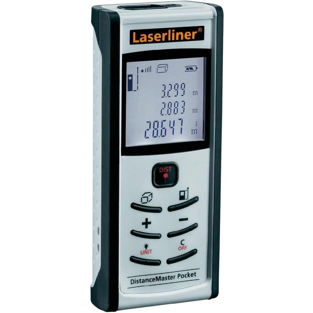 Αποστασιόμετρο Laser DistanceMaster Pocket Laserliner 40 m