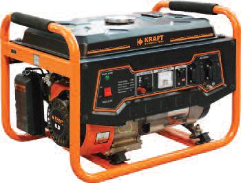Ηλεκτρογεννήτρια βενζίνης Kraft LT3600 196cc