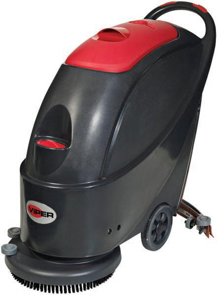 Μηχανή Πλύσης Στέγνωσης VIPER AS510B