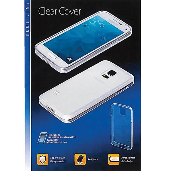 HTC ONE M9 ΘΗΚΗ ΚΙΝΗΤΟΥ CLEAR COVER ΔΙΑΦΑΝΗ (ΛΑΣΤΙΧΕΝΙΑ)