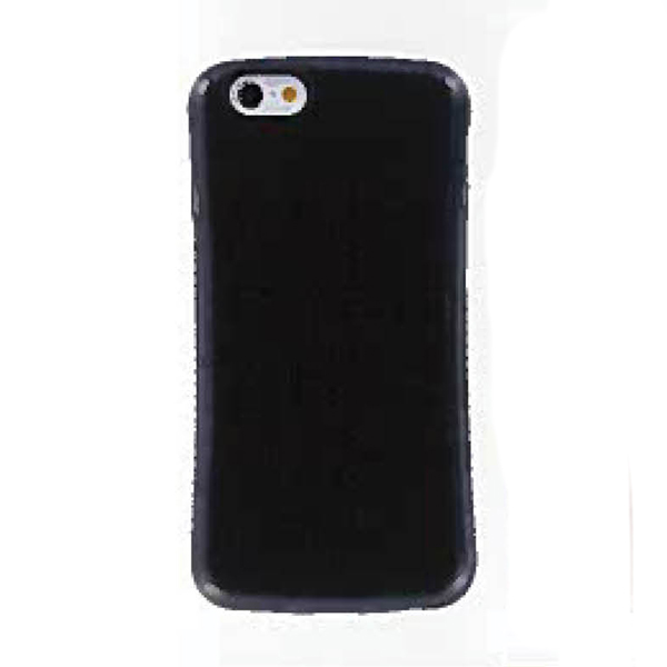 APPLE iPHONE 5/5s/SE ΘΗΚΗ ΚΙΝΗΤΟΥ IMPACT ARMOUR COVER ΜΑΥΡΗ (ΚΑΟΥΤΣΟΥΚ)