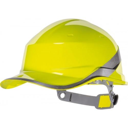 Κράνος Ασφαλείας DELTA PLUS DIAMOND Κίτρινο