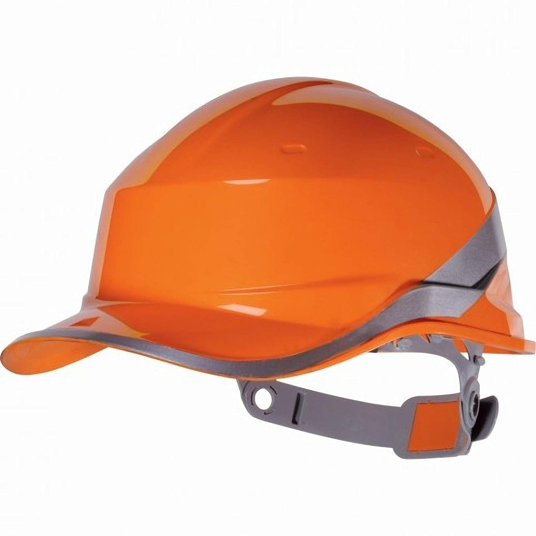 Κράνος Ασφαλείας DELTA PLUS DIAMOND Πορτοκαλί