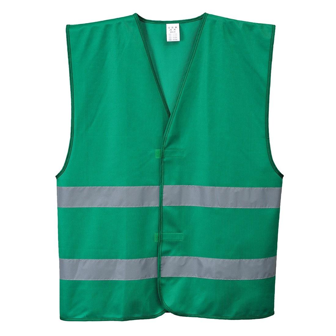 51d762d345 Γιλέκο Φωσφοριζέ PortWest F474 Πράσινο