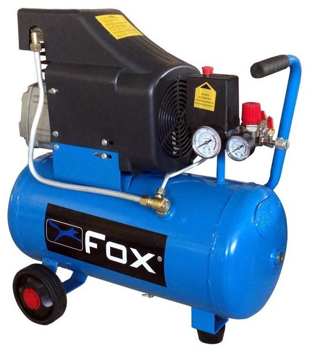 Αεροσυμπιεστής Fox 2HP / 25L FL25/2
