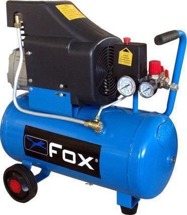 Αεροσυμπιεστής Fox 2HP / 25L FL24/2