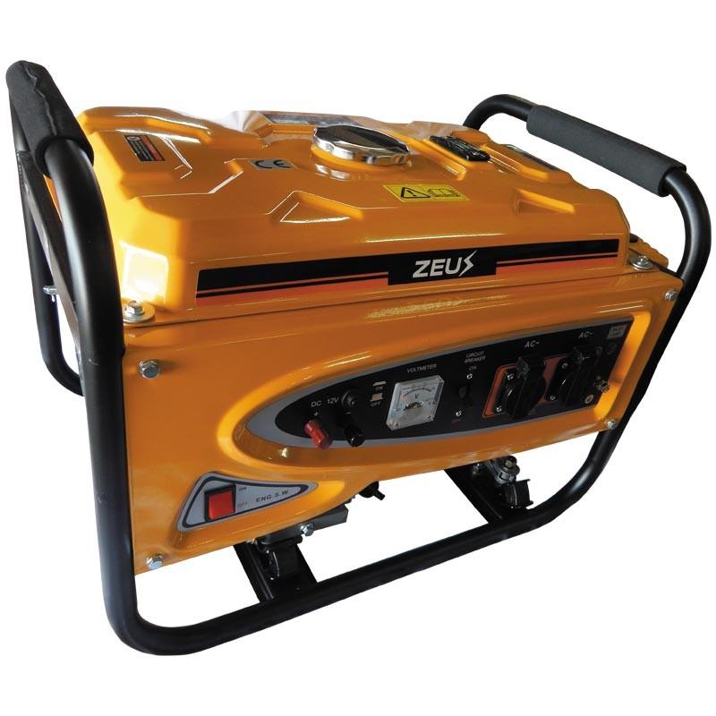 Ηλεκτρογεννήτρια Βενζίνης Zeus GS 030070M